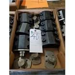 (Lot) Tooling for Okuma, (6) Tool Holders