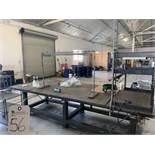 Steel welding Table 4' X 8'