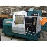 Nakamura Tome, Slant 3 CNC Turning Center w/ Fanuc II CNC Controls, 4th Axis, 10'' Chuck, 10