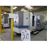 (2001) Mori Seiki SH-663 Horizontal CNC Machine Center w/ Mori-Seiki CNC Controls, Turbo Conveyor