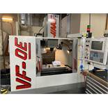 (1996) Haas Mod. VF-0 208/230 Volt, 3 Phase, Vertical Mill; S/N 8975 (Located at 1821 E Jackson St.,