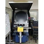 Scherr Tumico mod. P-2500 30'' Optical Comparator w/ Metronics Quadra-Chek 2000; S/N 445