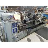 Lazeneuve HB725, 26'' x 60'' Gap Type Engine Lathe, 3-Jaw Chuck, Tailstock, Quick Change