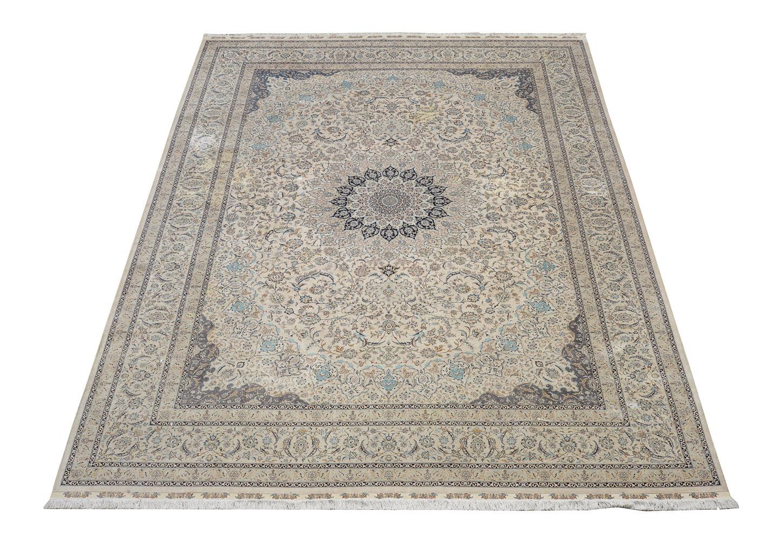 A modern Persian carpet