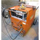 Lincoln Idealarc Mod. SP-200 Constant Voltage Single Phase DC Wire Feed / Stick Welder