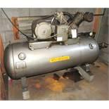 Westinghouse 3HP Horizontal Air Compressor