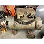 Lincoln Type SAE 400 Welder - w/ Cables, Clamps, 220/3/60