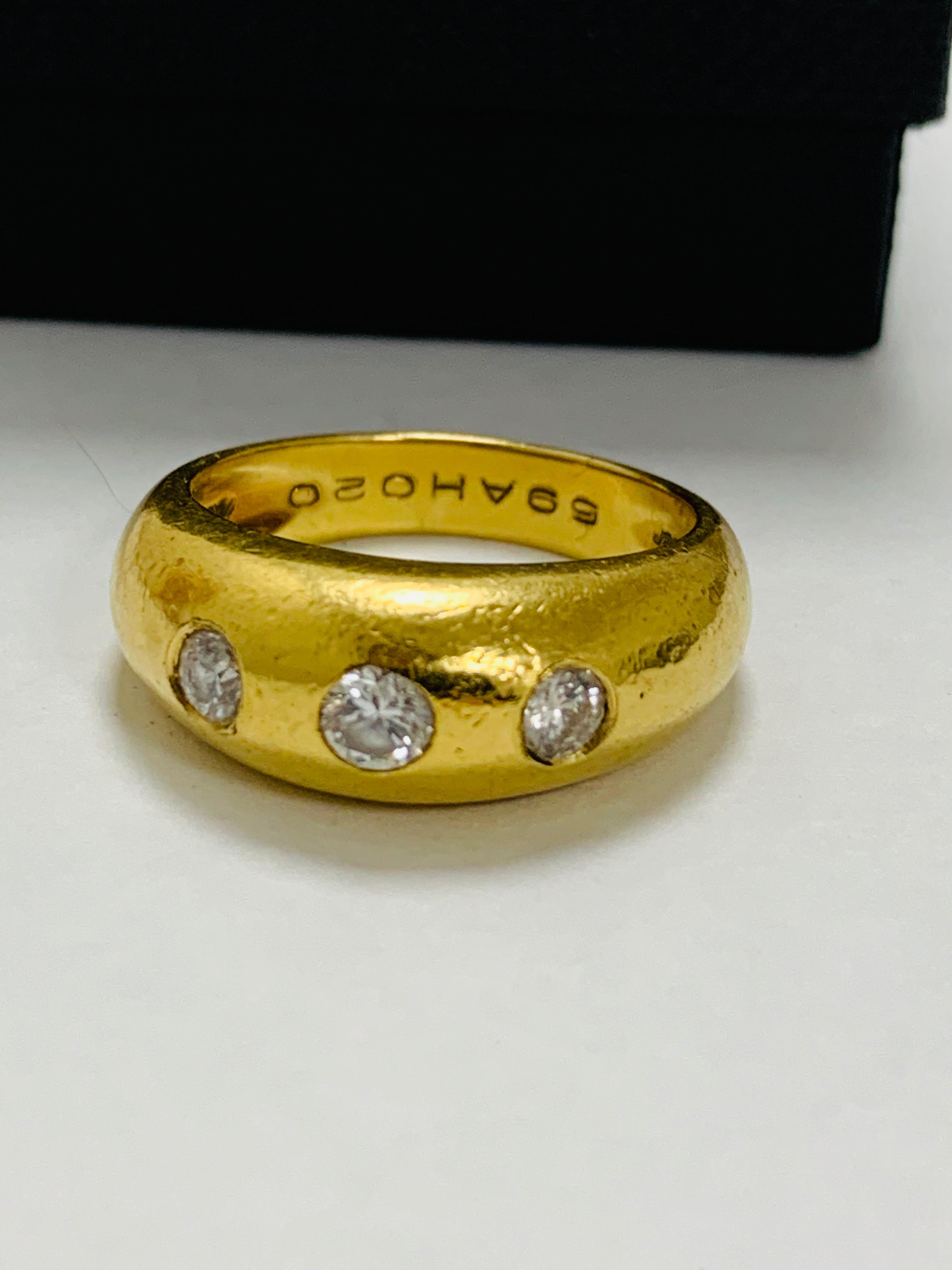 14ct white gold aquamarine & diamond pendant. - Image 11 of 14