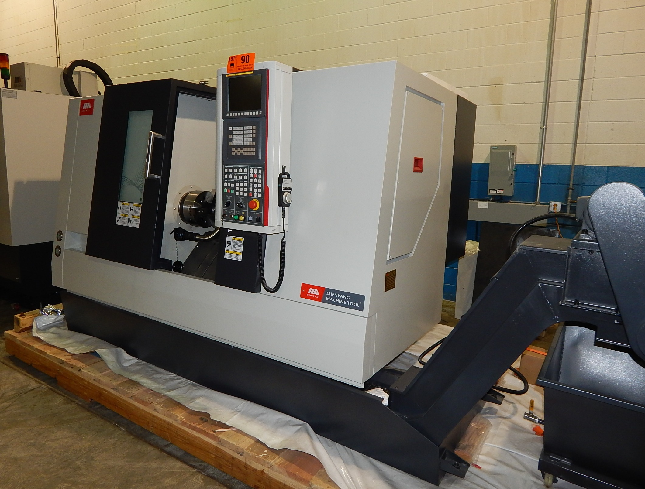 SMTCL (2015) VIVA T2 SM CNC TURNING AND MILLING CENTER WITH FANUC 0I ...