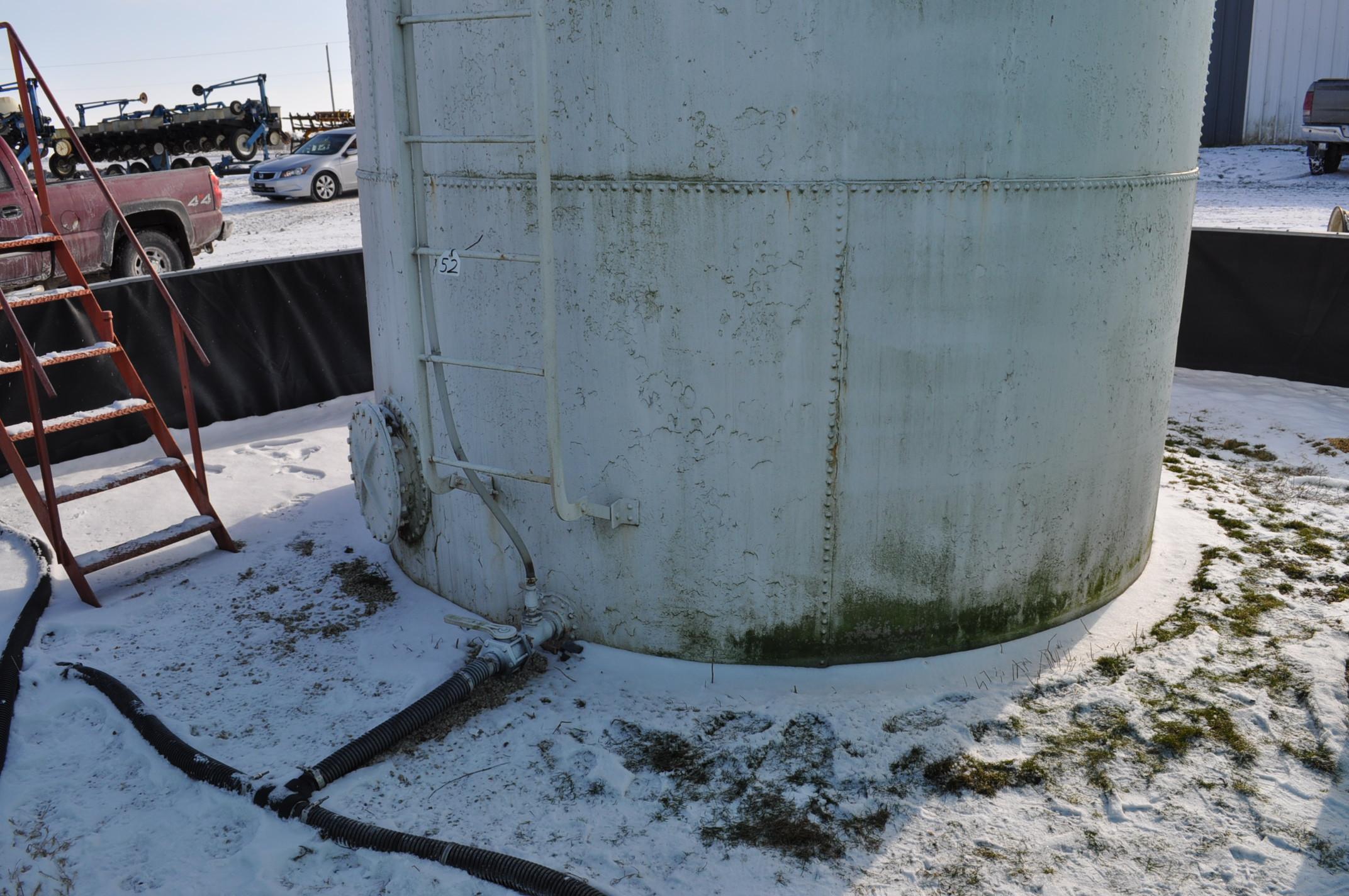 Steel Tank Demolition : To gallon steel tank removal in days