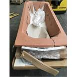 1 LOT TO CONTAIN 3 BATHS / SIZES, COLOURS AND CONDITIONS MAY VARY / PN - 709 (PUBLIC VIEWING