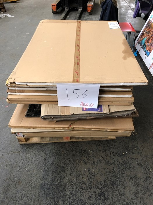 Lotto 83 - 1 LOT TO CONTAIN NOTICE ASSORTED OFFICE BOARDS / INCLUDING NOTICE BOARDS AND FLIPCHART EASELS /