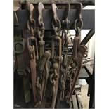 Chain binders, 5 total