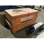 Rigid, job site box , model 2048-0S
