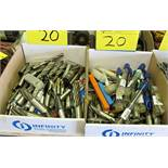LOT OF (2) BOXES ASST. END MILLS