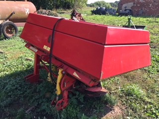 Lot 16 - Lely fertiliser spreader, type: 23280 0865,