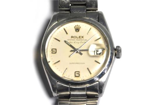 53506270bf3 Rolex  a 1960s gentlemans Rolex Oyster Perpetual Air King Date Super ...