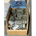 Lot-Hinges in (1) Box
