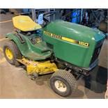 John Deere Model 160, Gas Powered Riding Lawn Mower