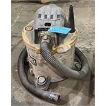 Ridgid Shop Vac with Hose and Attachment