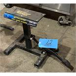 Haul-Master 350-Lbs. Capacity Dirt Bike Stand