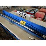 """JET 1"""" DRIVE TORQUE WRENCH, 700 FOOT LB"""