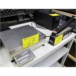 PENNSYLVANIA MODEL 7500 DIGITAL SCALE, KF-300-HC HEAT SEALER, APC SMART-UPS 1500