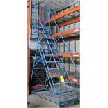 12 STEP WAREHOUSE STAIRCASE