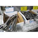 LOT OF 2 BOXES OF WRENCHES