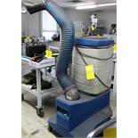 NEDERMAN PORTABLE FUME EXTRACTOR, S/N 641