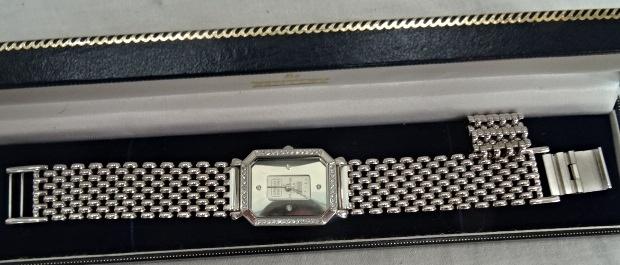 Gents platinum ingot watch Brooks & Bentley | #305813732