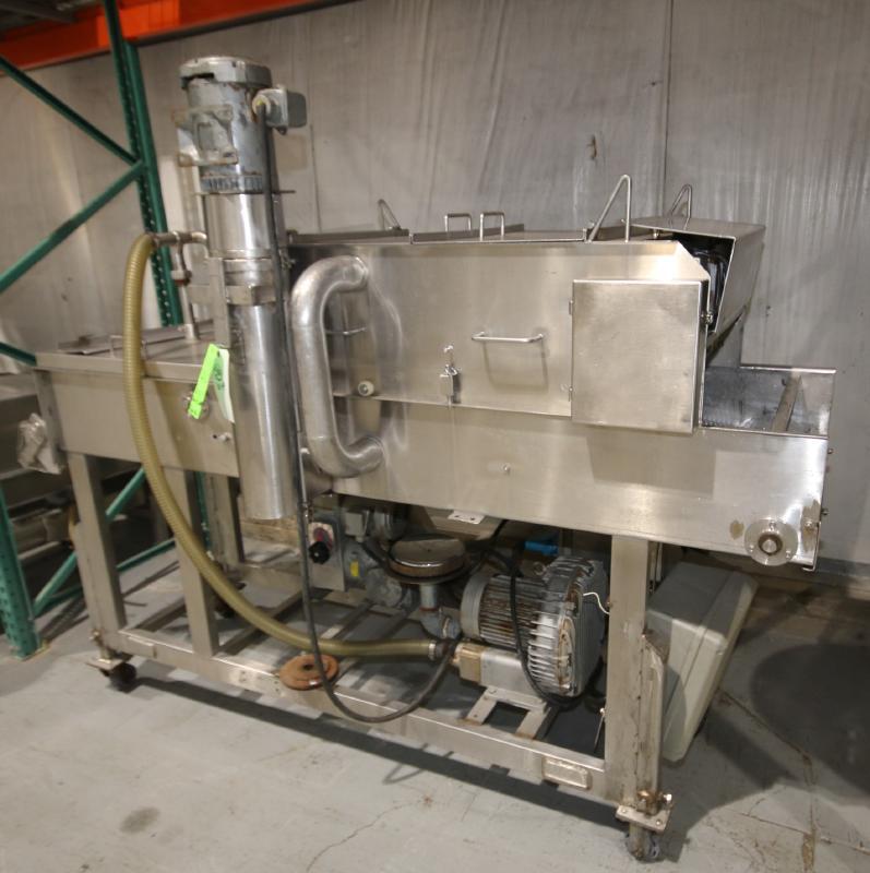Koppens Batter/Breader, Type EPR600, Machine #PR600-M-1036, 220 V, 3 Phase, Variable Speed Drive, - Image 2 of 10