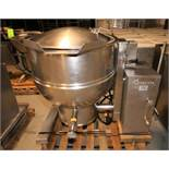 Groen 60 Gal. Tilt Kettle, Model DEE/4T-60, S/N 65179, Jacketed Rated @ 50 PSI @ 300 Degree F (Asset