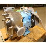 "New SPX Positive Displacement Pump Head, Model 054 UL, SN 1000003316885, with 12"" L x 4"" W S/S Head,"
