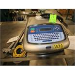 Linx Ink Jet Coder, M/N 4900, S/N BZ160, with Single Ink Head (Rigging, Loading & Site Management