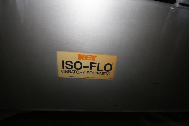"""Key Iso Flo Aprox. 18"""" W x 22 ft. 23"""" L x 29"""" H S/S Shaker Deck, Overall Dimensions Aprox. 26"""" W x - Image 4 of 5"""