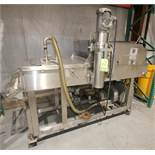 Koppens Batter/Breader, Type EPR600, Machine #PR600-M-1036, 220 V, 3 Phase, Variable Speed Drive,