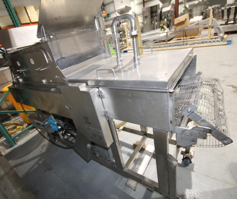Koppens Batter/Breader, Type EPR600, Machine #PR600-M-1036, 220 V, 3 Phase, Variable Speed Drive, - Image 5 of 10