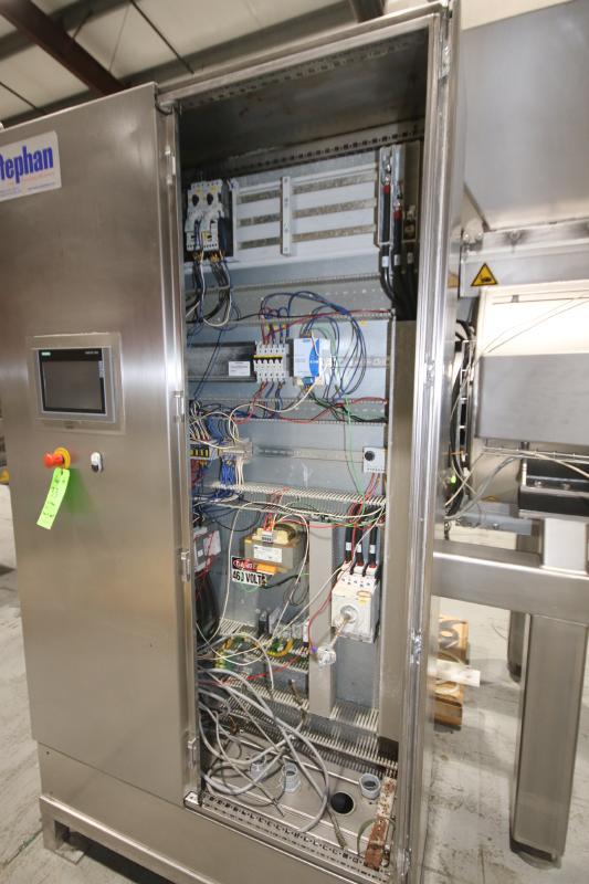 2008 Stephan TC 300 Combicut Batch Mixer / Cutter / Disperser / Emulsifier, Model TC 300, S/N - Image 9 of 10