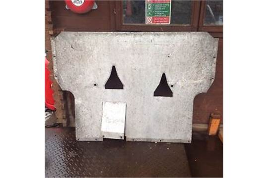 Vauxhall VX220 Undertray Alloy Panel Opel Speedster (DC5)  [297A]LPDER000000042979078With this lot