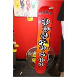 The Offspring Snowboard