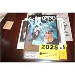 Stellar Corpses Signed Small Poster