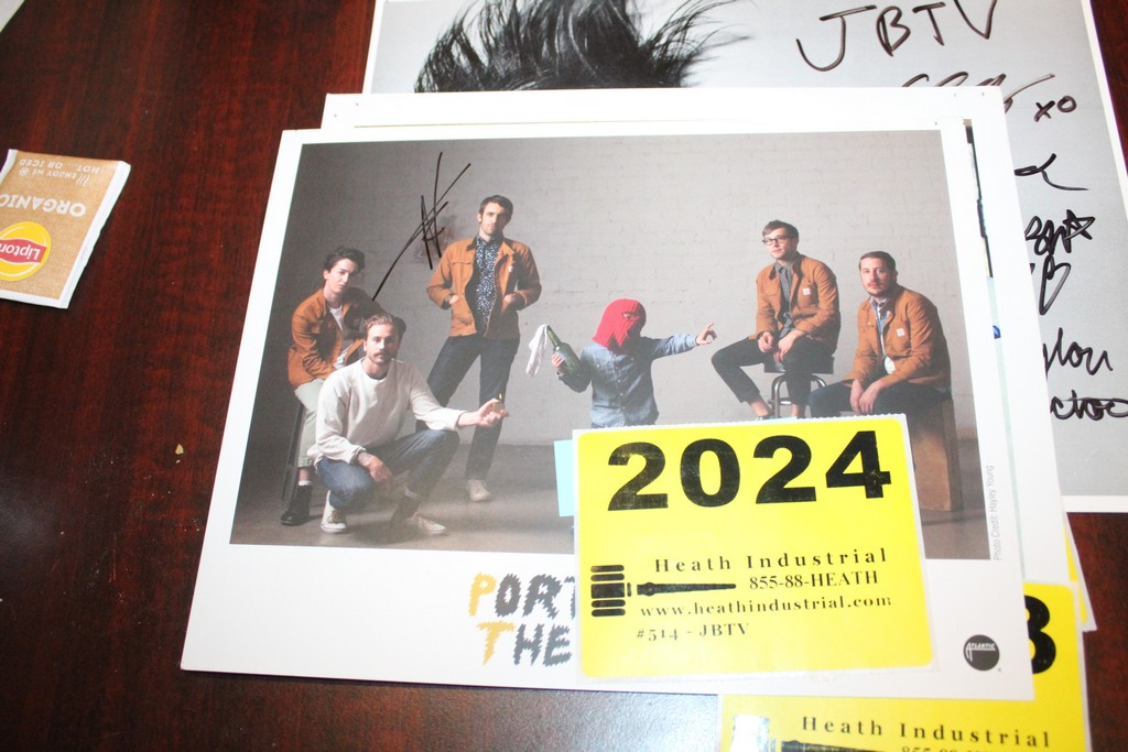 Portugal the Man Signed Photo