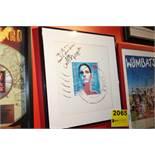 Alison Moyet Signed Poster