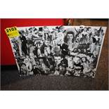 Black & White Collage