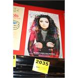 Charlie XCX Signed Poster