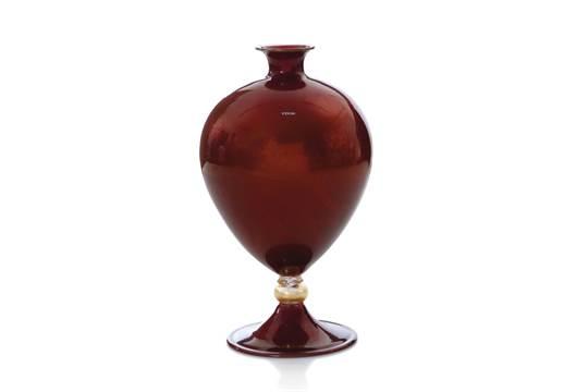 Venini A Venini Veronese Glass Vase Vzecchin 2005 9499so