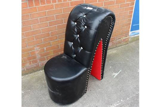 louboutin chair