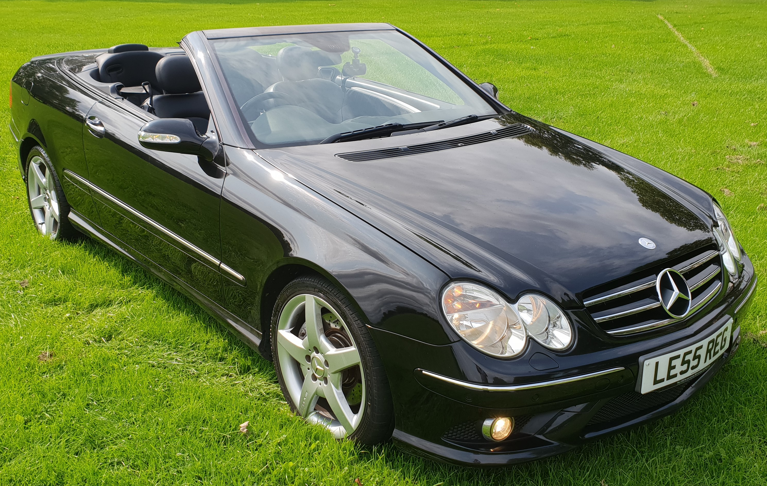 Los 41 - 2006 Mercedes CLK280 Sport with AMG kit. Fully loaded + Sat-Nav in Excellent condition