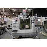 "2005 HAAS VF-2SS CNC VERTICAL MACHINING CENTER, TRAVELS: 30"" X 16"" X 20"", 36"" X 14"" TABLE, 12,000"
